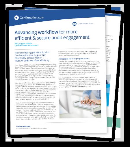 下载案例研究:《改善您的审计流程效率》